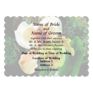 Paph Hellas Westonbirt Orchid Wedding Products Card