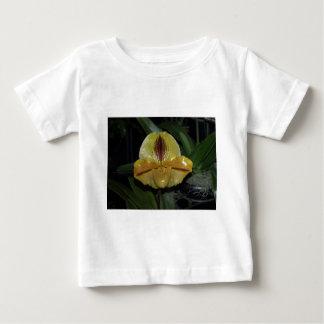 Paphiopedilum Orchid Baby T-Shirt