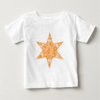 Papier Stern paper star Baby T-Shirt