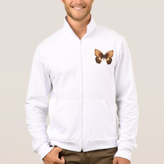 Papilio Aegus Butterfly Mens Jacket