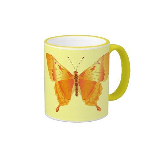 papilio fire fantasy coffee mugs