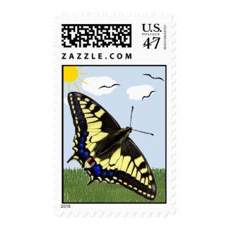 Papilio Swallowtail Postage