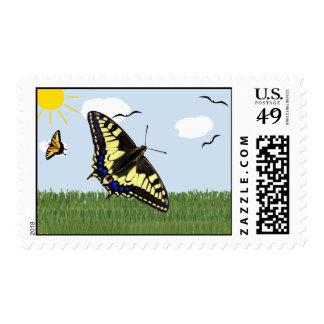 Papilio Swallowtail Stamp