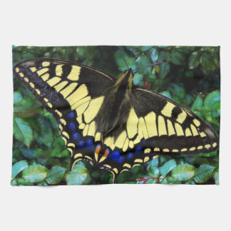 Papilio Swallowtail Towel