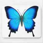 Papilio Ulysses Butterfly Mousepad