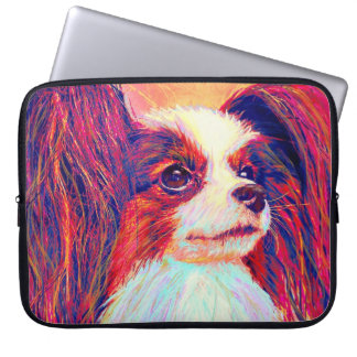papillion laptop sleeve