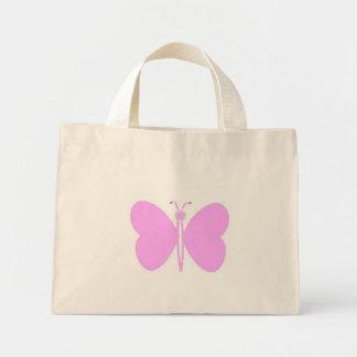 papillion mini tote bag