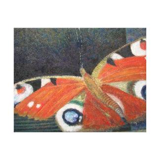Papillon 2013 canvas print