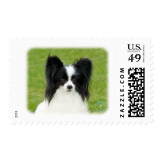Papillon 9T056D-088 Postage Stamp