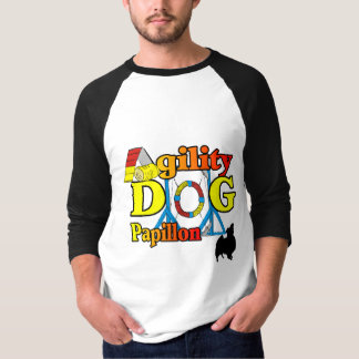 Papillon_Agility Gifts T-Shirt
