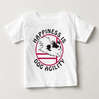 Papillon Agility Happiness T Shirt