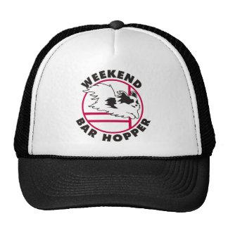 Papillon Agility Weekend Bar Hopper Trucker Hat