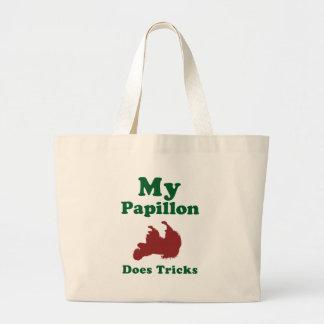 Papillon Tote Bags