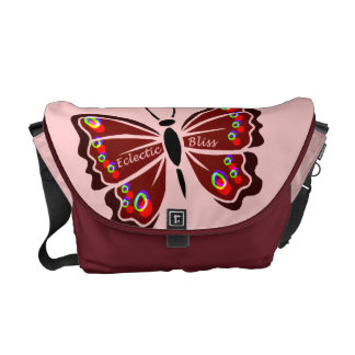 Papillon (Butterfly) Courier Bag
