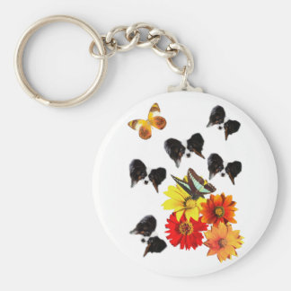 Papillon Butterfly Gifts Key Chains