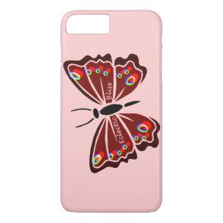 Papillon (Butterfly) iPhone 8 Plus/7 Plus Case