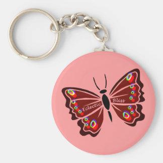 Papillon (Butterfly) Keychain