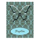 Papillon - Butterfly Post Card