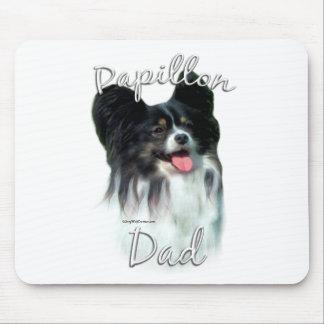 Papillon Dad 2 Mouse Pad