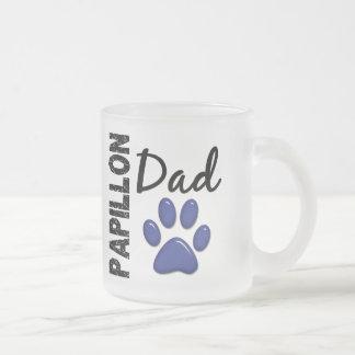 Papillon Dad 2 Coffee Mugs