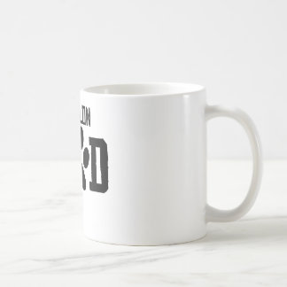 Papillon Dad Coffee Mug