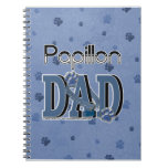Papillon DAD Note Books