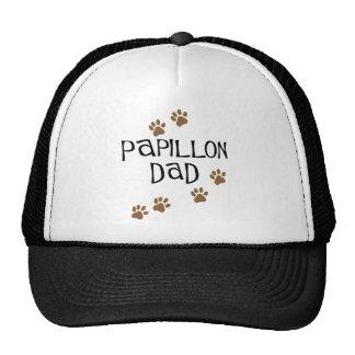 Papillon Dad Trucker Hat