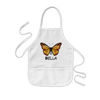 Papillon Delantal Infantil