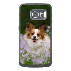 OtterBox Symmetry Samsung Galaxy S6 Edge Case with Papillon Phone Cases design