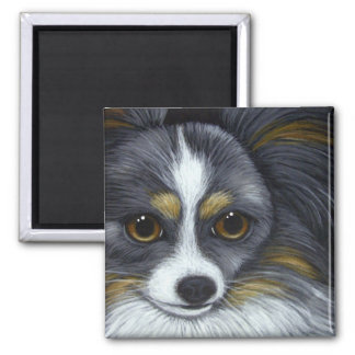 PAPILLON DOG Magnet