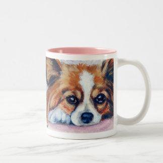 Papillon Dog Mug