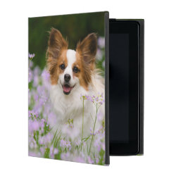 Powis iCase iPad Case with Kickstand with Papillon Phone Cases design