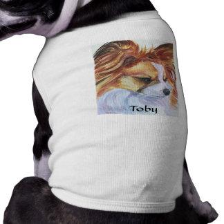 Papillon Dog Sweater Shirt