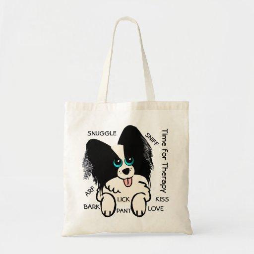 Papillon Doggie Bag