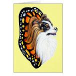 Papillon Fantasy Wings Card