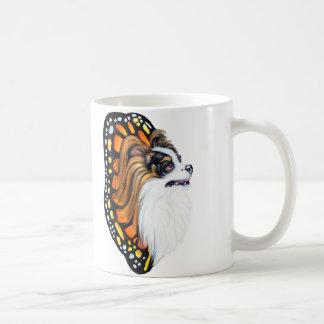 Papillon Fantasy Wings Coffee Mug
