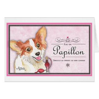 Papillon Gifts Greeting Card