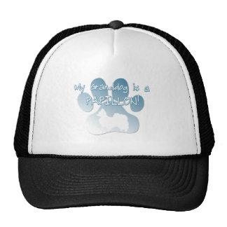 Papillon Granddog Trucker Hat