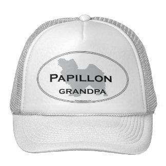 Papillon Grandpa Trucker Hat