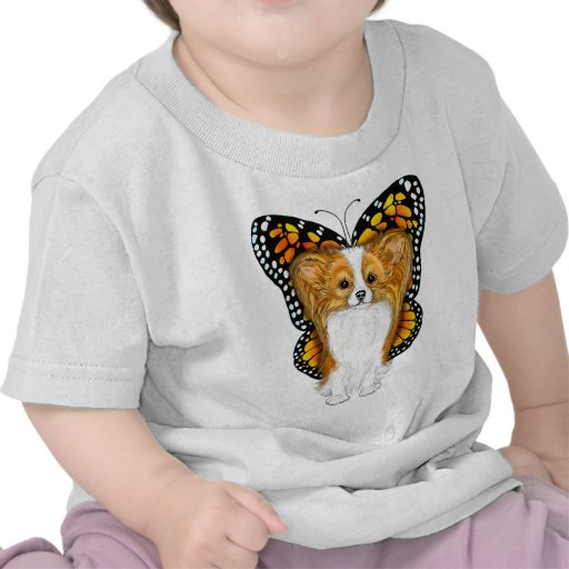 Papillon in Disguise T Shirt