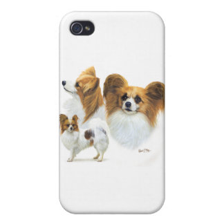 Papillon iPhone 4/4S Cover
