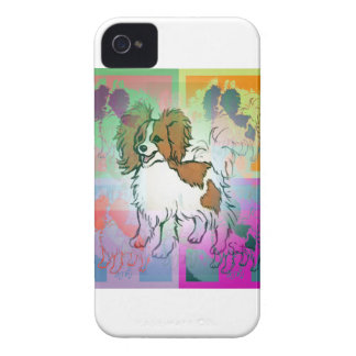Papillon iPhone 4 Case-Mate Coberturas