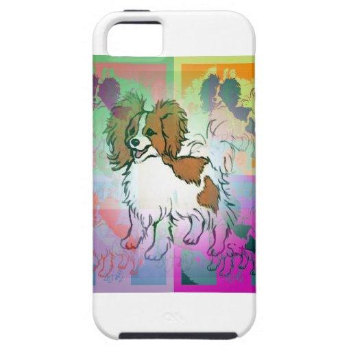 Papillon iPhone 5 Carcasas