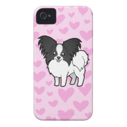 Papillon Love Case-Mate iPhone 4 Case