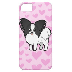 Papillon Love iPhone SE/5/5s Case