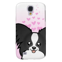 Papillon Love Galaxy S4 Case