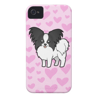 Papillon Love iPhone 4 Cover