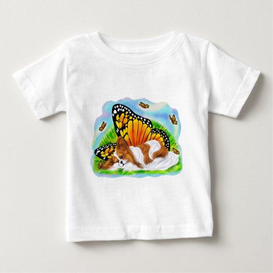 Papillon Mystical Monarch Baby T-Shirt
