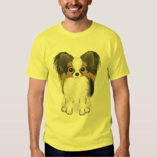 Papillon (picture) t shirt