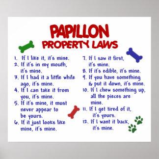 PAPILLON PL2 POSTER
